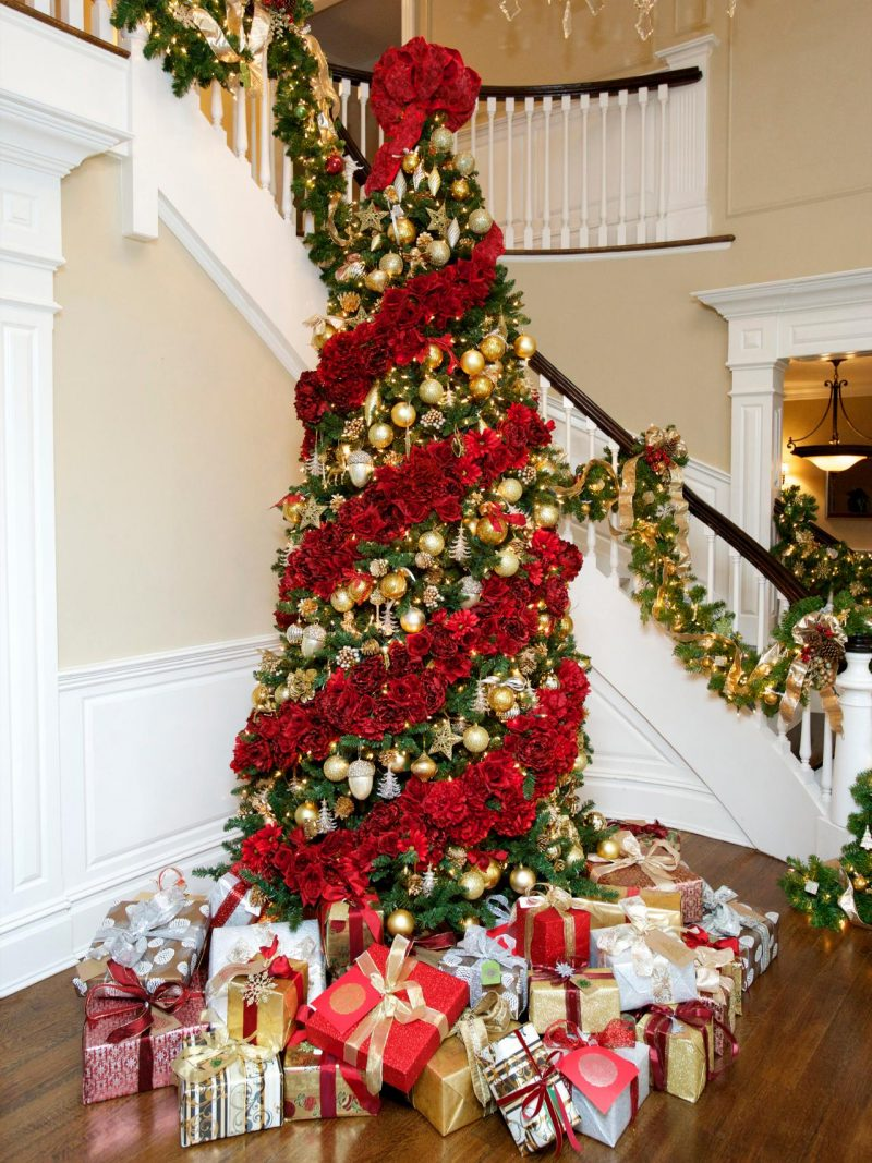 pinheiro natalino espiral