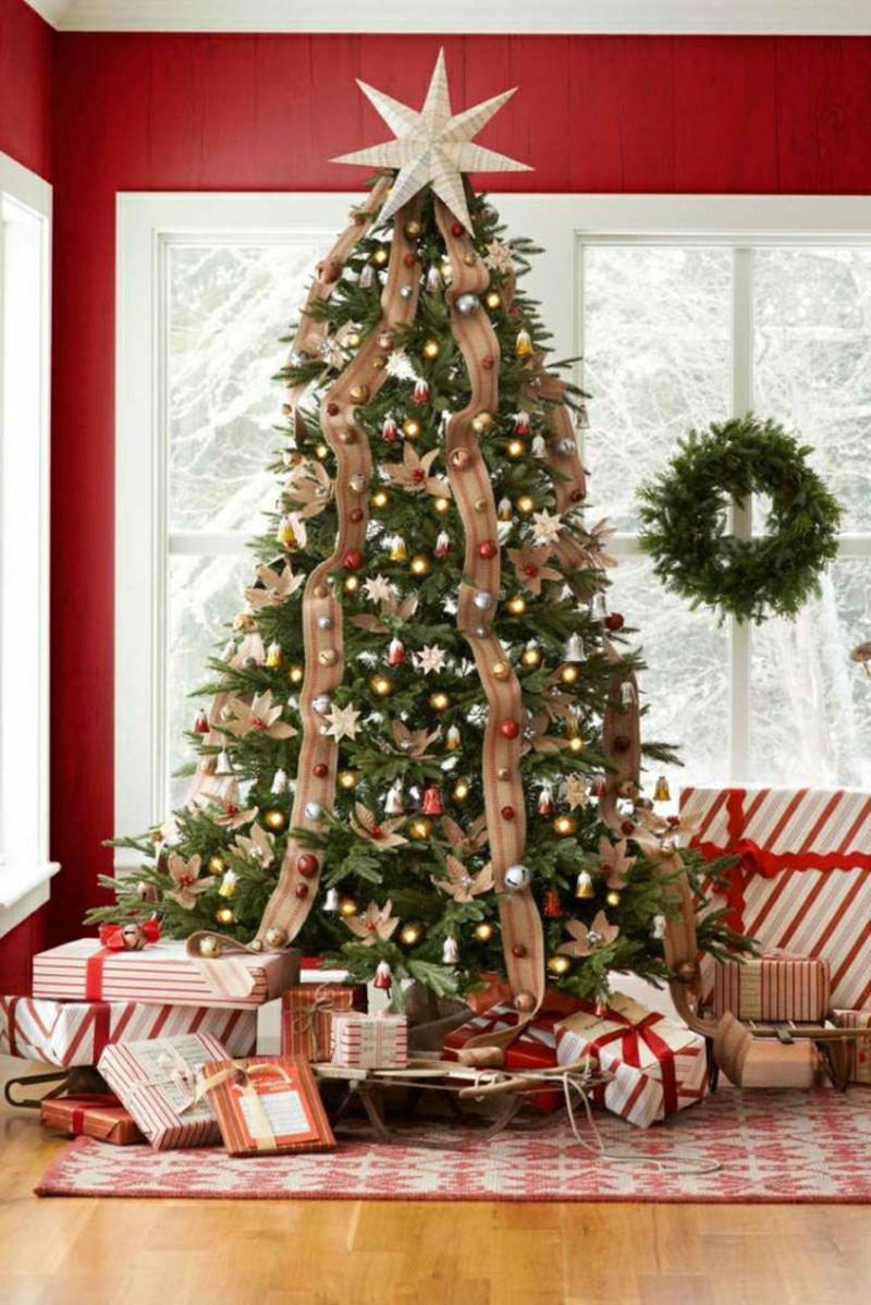 pinheiro natalino fita juta