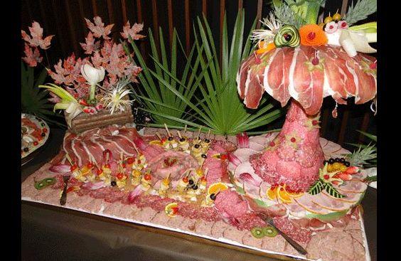 mesa de frios coqueiro