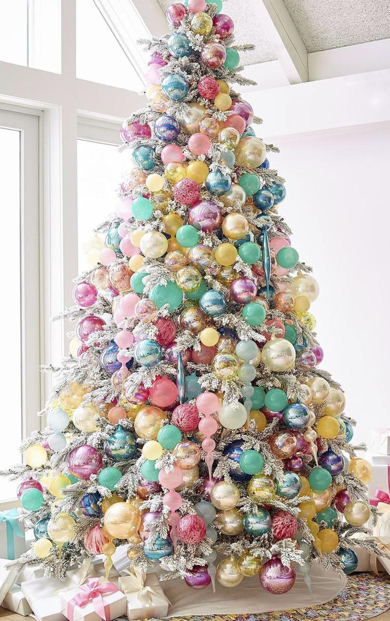 pinheiro natalino tom pastel