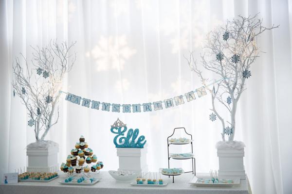 festa Frozen basica