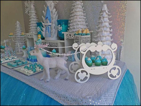 festa Frozen provençal
