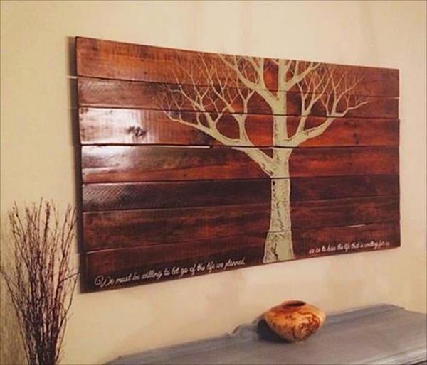 Artesanato em madeira facil