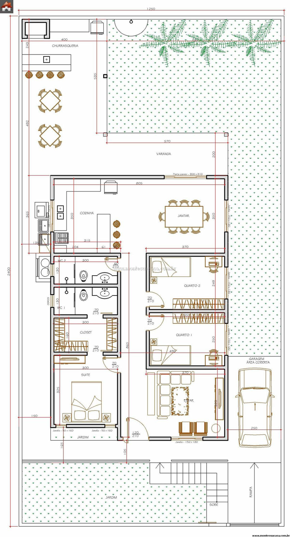 projeto de casa barata