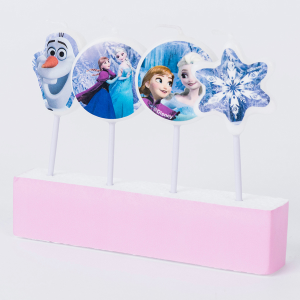 festa Frozen topper
