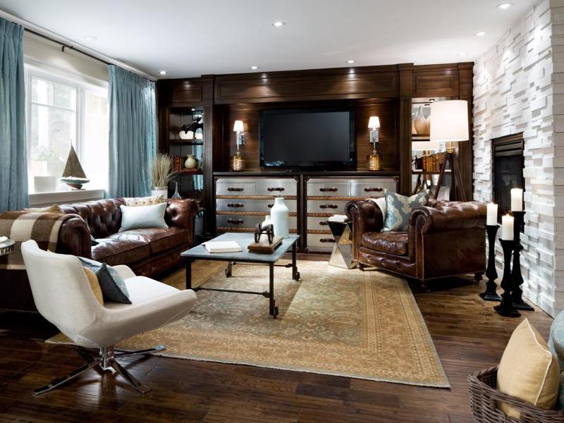 sala de tv almofada