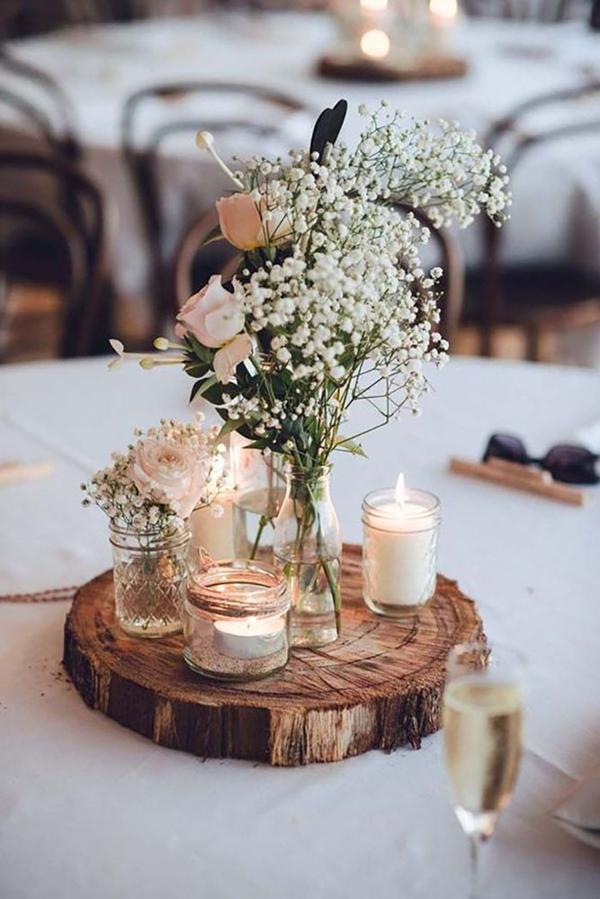 decor casamento flores