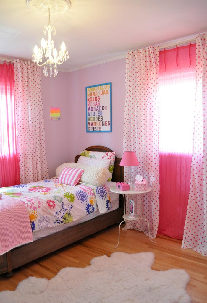 quarto de solteiro rosinha