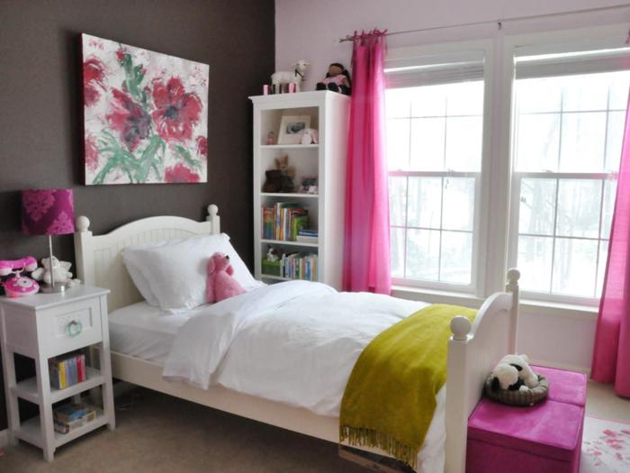 quarto de solteiro simples