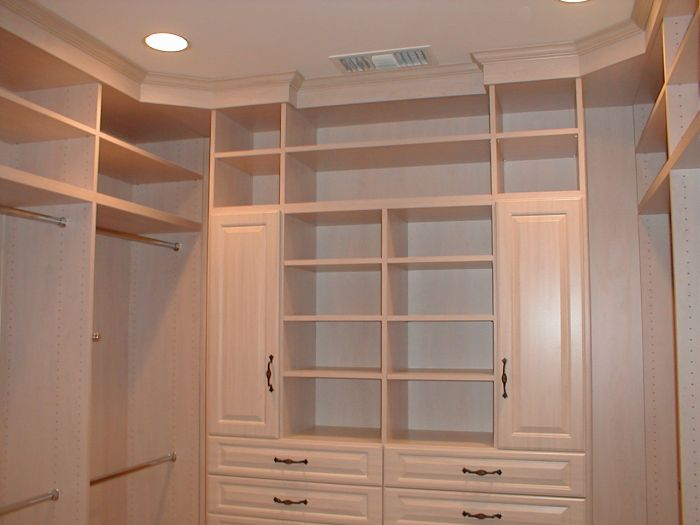 armario planejado vazio