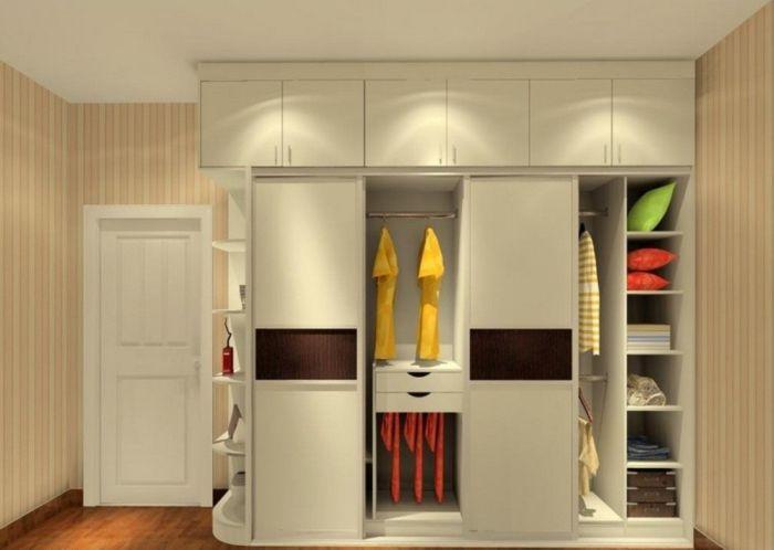 armario planejado colorido