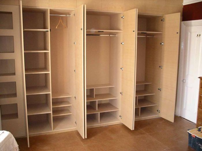 armario planejado sem nada