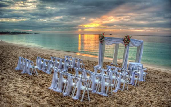 casamento em praia