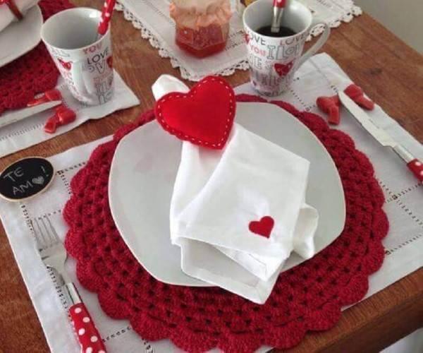 fotos de jantar romantico