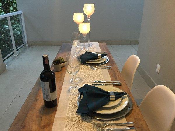 receita jantar romantico pratico