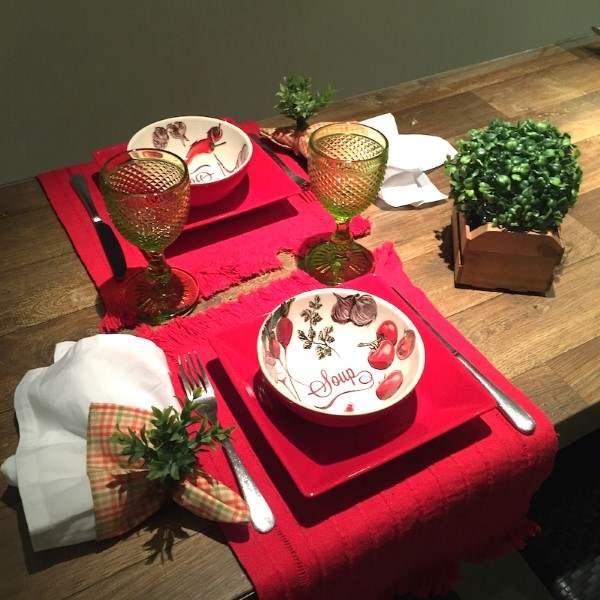 o que fazer para um jantar romantico