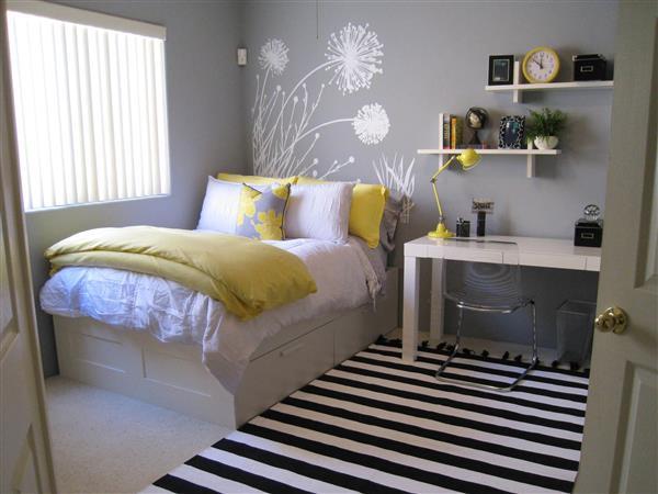 decorando quarto