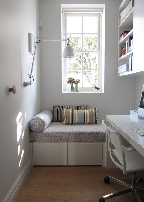 quarto e escritorio