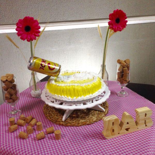 aniversário simples