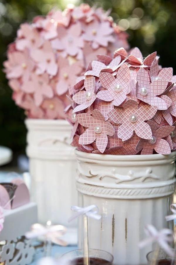 decoracao-de-aniversario-simples-com floral