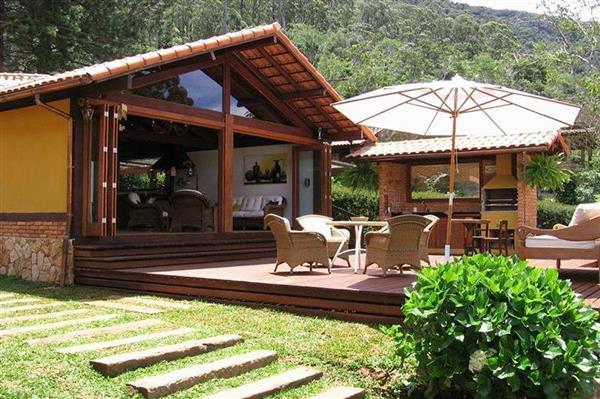 Homify Casas De Campo Fotos de casas rústicas casa de campo em araras
