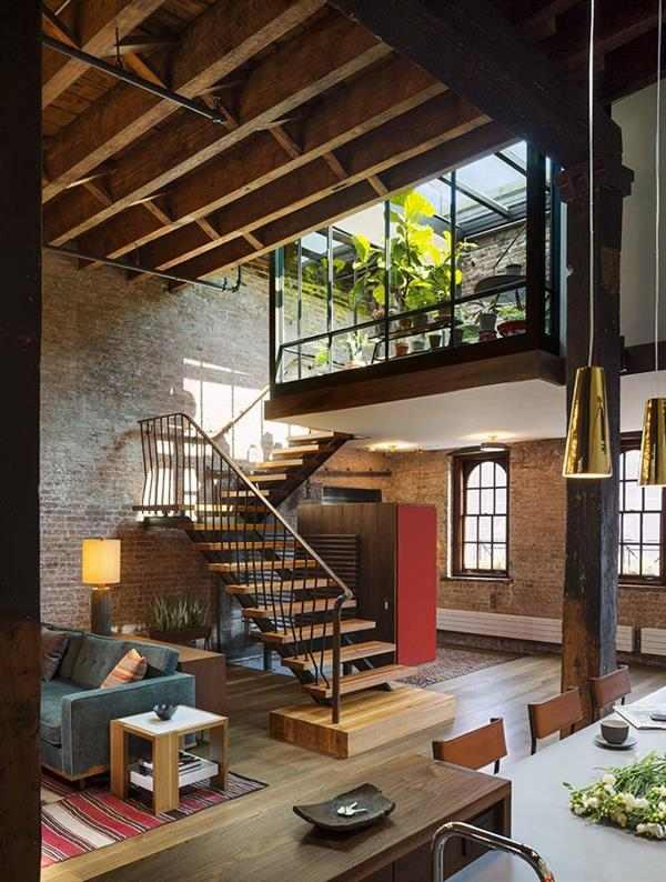 decoração de casa rustica por dentro