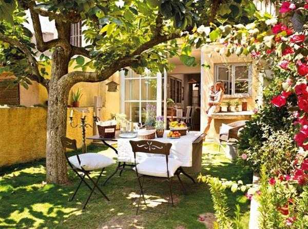 quintal rustico