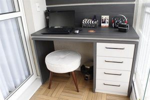 home office varanda