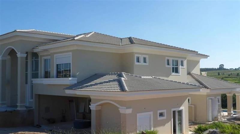 telhado estilo colonial
