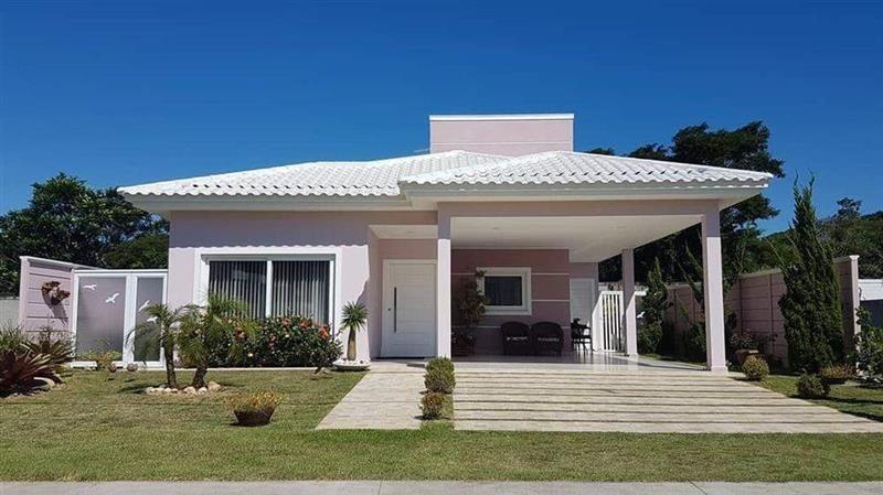 casa estilo colonial moderna