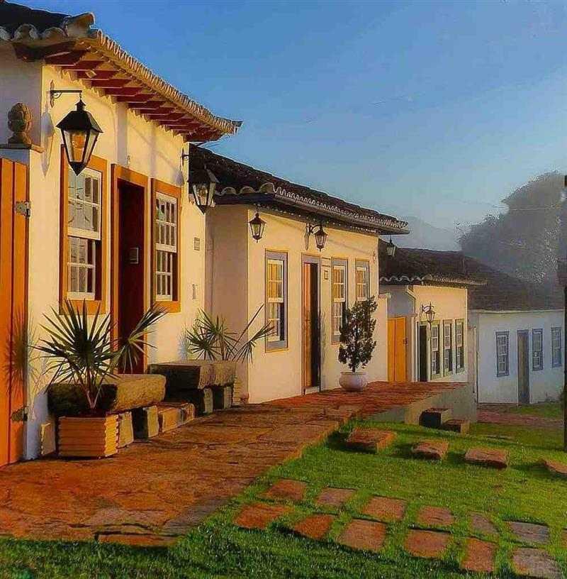 casas estilo coloniais