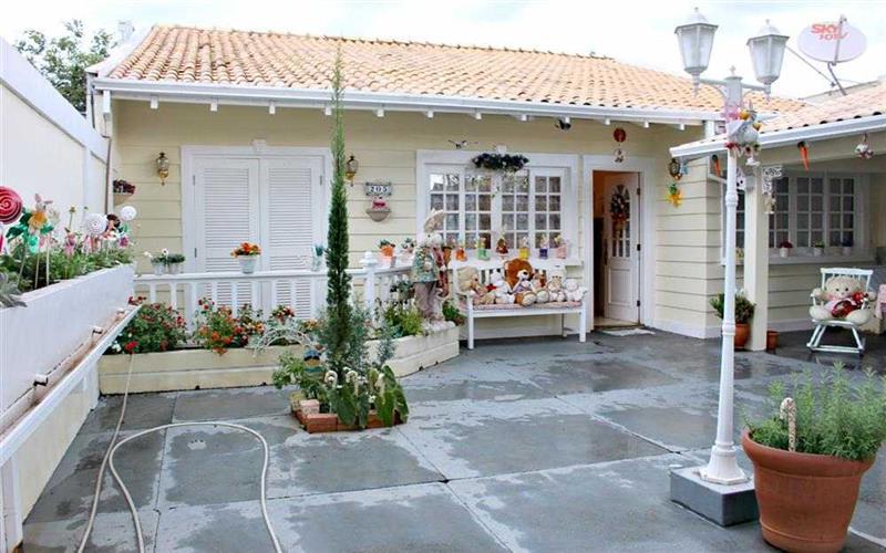 casa simples estilo colonial