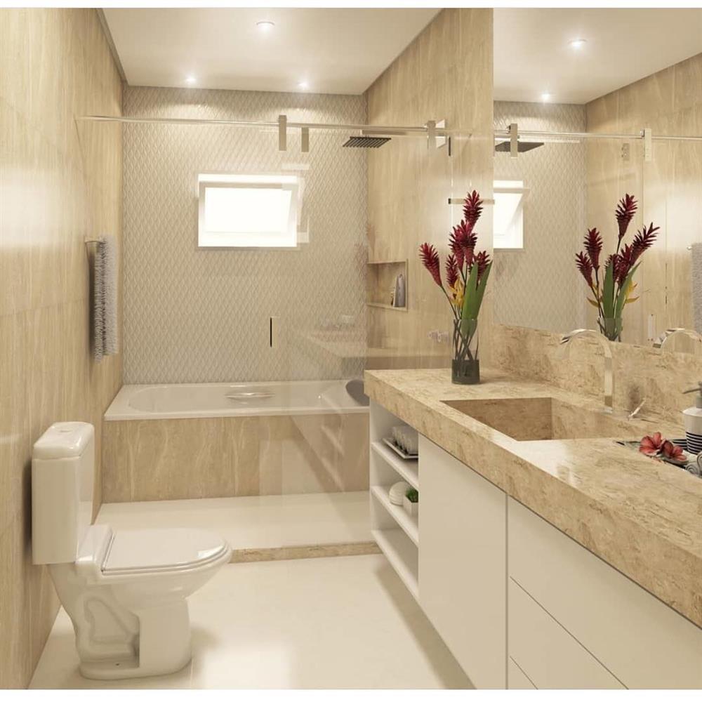 banheiro chique