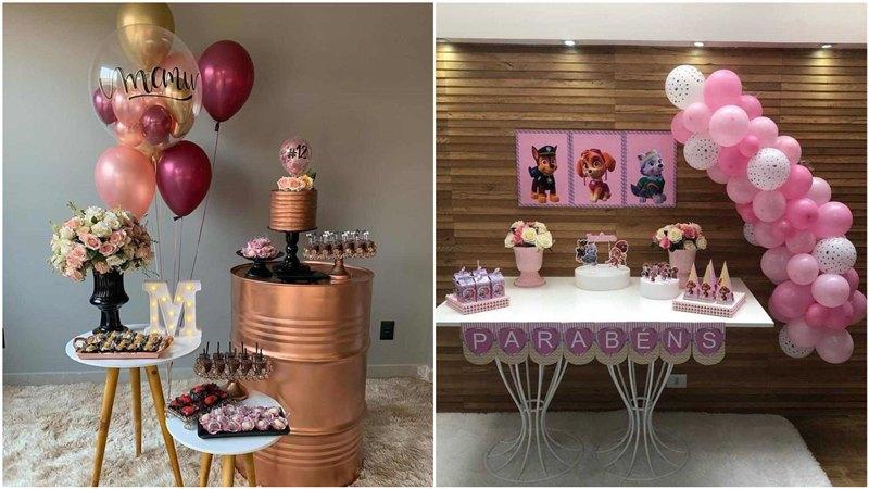 Como enfeitar uma festa de aniversário simples para homem